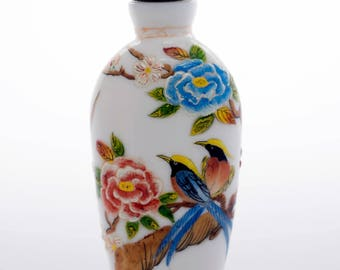 Hand Painted Chinese Snuff Bottle