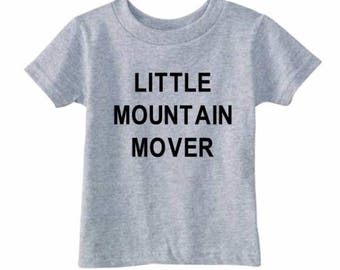 Little Mountain Mover tee