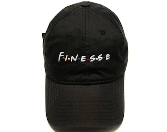 F*I*N*E*S*S*E  Dad Hat Snapback Baseball Cap