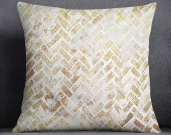 Herringbone Throw Pillow Cover Decorative Pillow Case Cushion Cover Pillow Shams Custom Pillowcase Pillow Sham Home Decor Gift Pillow Sham