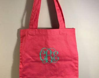 Personalized tote bags/Personalized Large Tote bag