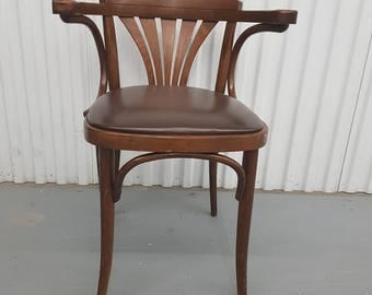 Drevounia Thonet Captain Chair Sold