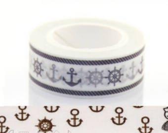Masking tape washi tape anchor
