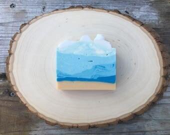 Ocean Mist Artisan Soap | 4 oz