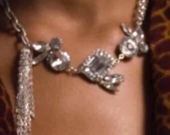 JoomiNYC / Joomi Lim Bijoux Crystal Necklace
