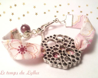 Liberty rose garden bracelet