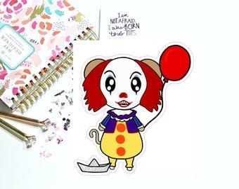 Pennywise Clown - DIECUT