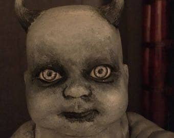 Creepy doll - Grish