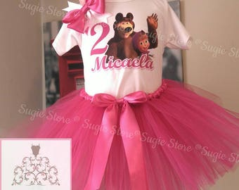 Whole Tutu Masha and the Bear