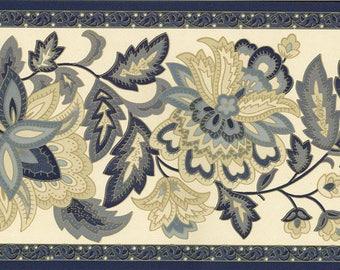 Floral Wallpaper Border 026105SR