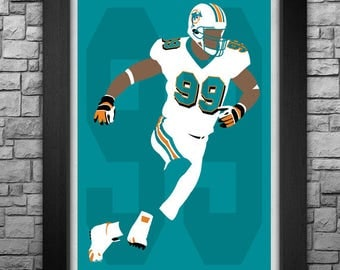 JASON TAYLOR minimalism style limited edition art print. Choose from 3 sizes!