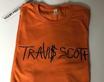 Travis Scott Tee