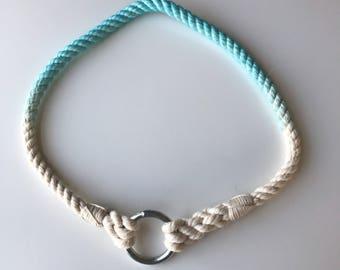 Rope ID Collar