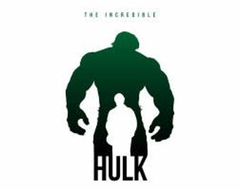 Hulk-SVG cut file-Superhero