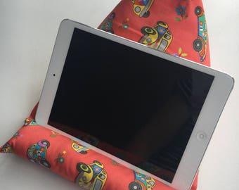 Ipad tablet ereader phone cushion stand mount holder