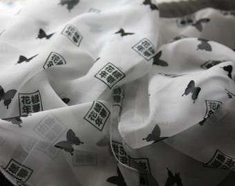 BTS Butterfly Scarf