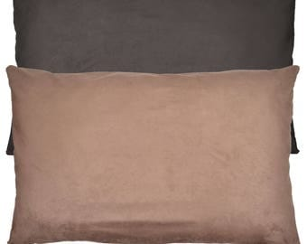 Designer – Suede Pet Cushion Dog Bed Cat Bed Hq Washable Pillow Trendy Beds. Memory Foam dog bed