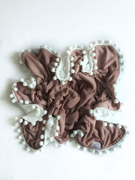 Mauve Thermal Knit