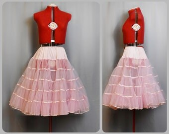 Malco Modes Partners Please Pink Crinoline