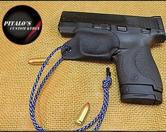 Trigger Guard For A Glock 42 & 43, Great for a bag, backpack, purse or other related items.