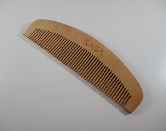 Wood Combs beard Combs, Hair Combs natural wood.