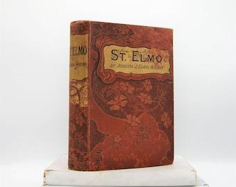 St. Elmo by Augusta J. Evans Wilson (Vintage)
