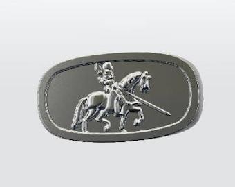 Knight award ring
