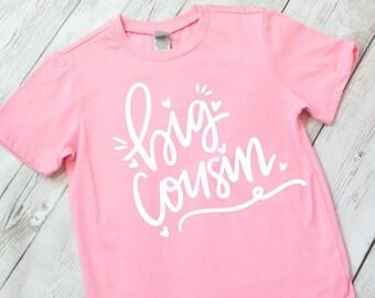 BIG  Cousin shirt, cousins shirt, cousins make the best friends, little cousin big cousin