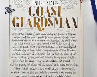 Coast Guard Creed