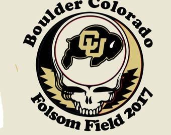 Dead and Co. Colorado Folsom Shirt
