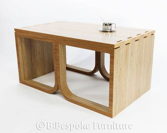 Edgy D's Extending Coffee Table