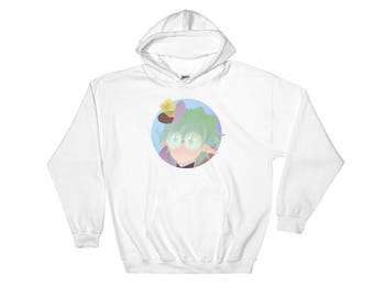 XENOBLADE - Hooded Sweatshirt