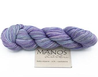 Lace Yarn - Baby Alpaca Yarn - Silk Yarn - Cashmere Yarn - Natural Fiber Yarn - Lace Knitting - Gift for Knitter - Yarn for Sale - Knitting