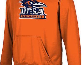 Men's The University of Texas at San Antonio Secondskin Pullover Hoodie (UTSA)