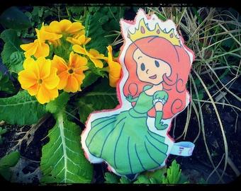 """Doudou """"Dolores the princessse!"""""""