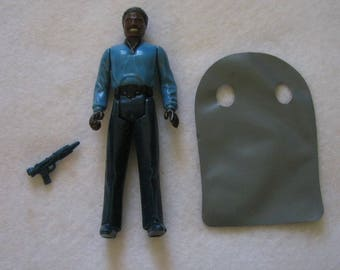 Lando Calrissian with Weapon and Cape
