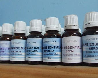 Pure Parsley Seed Essential Oil **15mL**