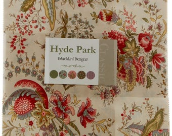 Hyde Park Layer Cake - Moda
