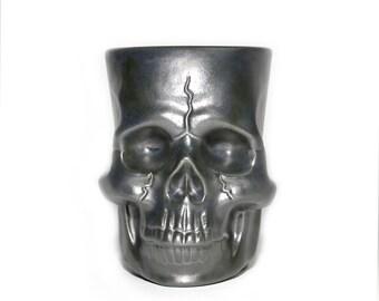 Skull Mug - Ceramic Skull Coffee Mug