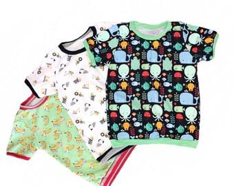 Baby boy shirt, baby t shirt, banana shirt, baby boy shirt, toddler t shirt