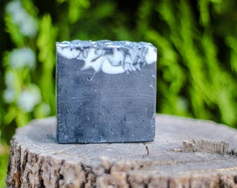 Actived Charcoal Facial Soap
