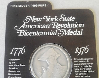 american revolution bicentennial medal