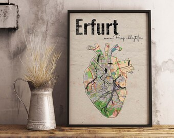 Erfurt - my favourite city