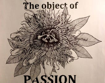 the object of passion