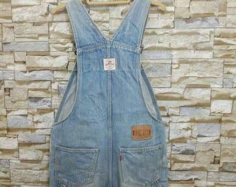 MEGA SALE EDWIN Overalls Jeans Vintage Edwin Over Works Factory Denim Pants Jeans