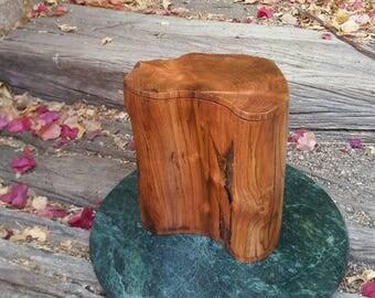 Wooden Treasure.. handmade hidey box