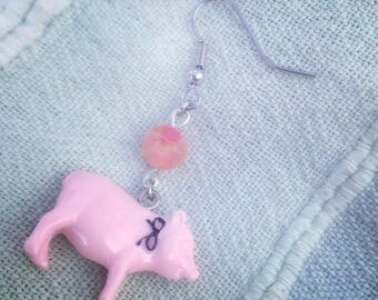 Little Piggie Earring
