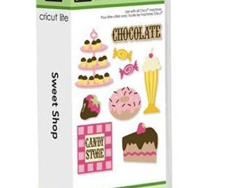 Sweet Shop Cricut Cartridge
