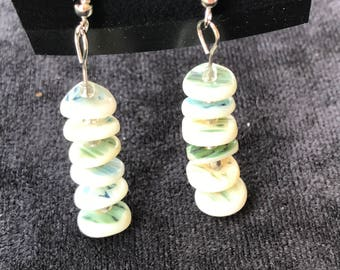 Circle Stacked Earrings