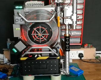 Ghostbusters 2016 Reboot Proton Pack Kit - 3D Printed